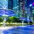 Singapore · nacht · stad · landschap · skyline · architectuur - stockfoto © leungchopan