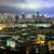 Hongkong · zsúfolt · épületek · éjszaka · üzlet · épület - stock fotó © leungchopan