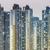public housing apartment in hong kong stock photo © leungchopan
