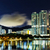 kalay · bölge · Hong · Kong · gece · şehir · ev - stok fotoğraf © leungchopan