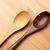 fából · készült · teáskanál · konyha · asztal · bambusz · klasszikus - stock fotó © leungchopan