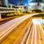 autoroute · Hong-Kong · ville · fond · urbaine · nuit - photo stock © leungchopan