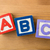 brinquedo · madeira · diversão · leitura · jogar · blocos - foto stock © leungchopan
