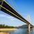 吊り橋 · 道路 · 建物 · 通り · 橋 · 青 - ストックフォト © leungchopan