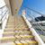 ladder · foto · zakenman · mooie · vrouw · helpen - stockfoto © leungchopan