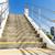 sétál · lépcső · szabadtér · égbolt · építészet · létra - stock fotó © leungchopan