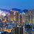 affollato · centro · costruzione · Hong · Kong · cielo · muro - foto d'archivio © leungchopan