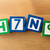 h7n9 alphabet toy block stock photo © leungchopan