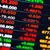 display · beurs · citaten · Blauw · abstract · bank - stockfoto © leungchopan