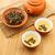 банка · чай · чайник · свежие · цветы · бамбук - Сток-фото © leungchopan