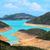 reservoir · hemel · bos · landschap · zomer · groene - stockfoto © leungchopan