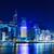 Hong · Kong · linha · do · horizonte · negócio · escritório · edifício · cidade - foto stock © leungchopan