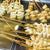 gotować · ciasto · portret · przystojny · mężczyzna · uniform · patrząc - zdjęcia stock © leungchopan