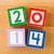 ano · novo · brinquedo · de · madeira · madeira · escolas · tabela · carta - foto stock © leungchopan