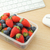 healthy lunch box in working desk stock photo © leungchopan