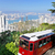 Hong · Kong · tram · albero · montagna · treno - foto d'archivio © leungchopan