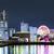 Иокогама · ночному · городу · бизнеса · здании · город · ночь - Сток-фото © leungchopan