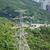 vonal · transzformátor · égbolt · doboz · ipar · kábel - stock fotó © leungchopan