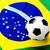 フラグ · サッカー · 世界 · 緑 · ボール · 風 - ストックフォト © leungchopan