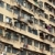 old apartment building in hong kong stock photo © leungchopan