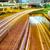 современных · городского · ночному · городу · время · Freeway · движения - Сток-фото © leungchopan