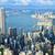 Hong · Kong · business · hemel · water · gebouw · landschap - stockfoto © leungchopan