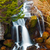 waterfall in autumn forest stock photo © leungchopan