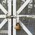 ржавые · металл · двери · блокировка · стены · текстуры - Сток-фото © leungchopan