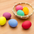 renkli · boyalı · easter · egg · bahar · gıda · yumurta - stok fotoğraf © leungchopan