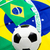 フラグ · サッカー · サッカー · 緑 · 生活 · サッカーボール - ストックフォト © leungchopan