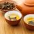 tradicional · chinês · chá · comida · madeira · copo - foto stock © leungchopan