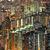 lakás · épület · építkezés · dolgozik · épületek - stock fotó © leungchopan