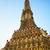 バンコク · 空 · 礼拝 · アーキテクチャ · 像 · 寺 - ストックフォト © leungchopan