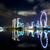 Singapore · skyline · water · gebouw · stad · nacht - stockfoto © leungchopan