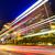 Hong · Kong · tráfego · noite · negócio · escritório · luz - foto stock © leungchopan