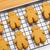 Baked gingerbread cookies stock photo © leungchopan