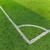 fútbol · estadio · noche · objetivos · hierba · verde - foto stock © leungchopan
