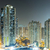 Hongkong · mieszkaniowy · budynku · krajobraz · niebieski · noc - zdjęcia stock © leungchopan