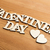 klasszikus · fából · készült · levelek · kifejezés · valentin · nap · textúra - stock fotó © leungchopan