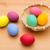renkli · easter · egg · sepet · mutlu · çocuk · yumurta - stok fotoğraf © leungchopan