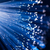 kék · rost · optikai · absztrakt · izzó · fókusz - stock fotó © leungchopan