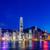 Hong · Kong · ufuk · çizgisi · gece · iş · gökdelen · finansal - stok fotoğraf © leungchopan