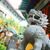 chinese traditional dragon statue stock photo © leungchopan