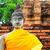 bağbozumu · Buda · heykel · meditasyon · eski - stok fotoğraf © leungchopan