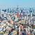 Токио · Япония · небе · здании · город · синий - Сток-фото © leungchopan