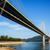 吊り橋 · 水 · 海 · 山 · 橋 · 青 - ストックフォト © leungchopan