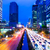 verkeersopstopping · congestie · drukke · snelweg · spitsuur - stockfoto © leungchopan