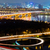 Seul · noite · da · cidade · água · edifício · pôr · do · sol · luz - foto stock © leungchopan