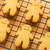 Gingerbread cookies close up stock photo © leungchopan