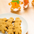 Gingerbread man and christmas card stock photo © leungchopan